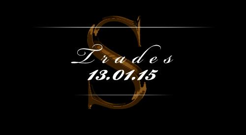Trades 13.01.15
