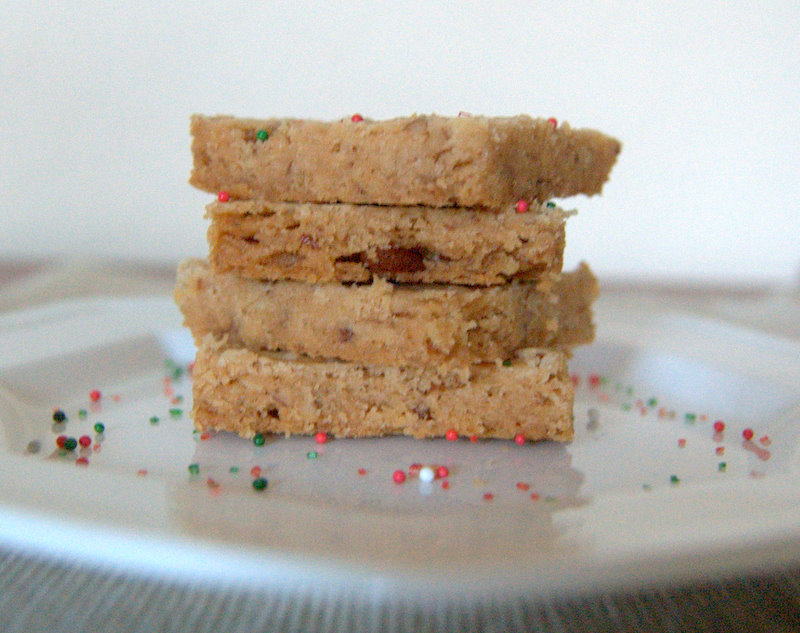 ... 280 – Day 8 of the 12 Days of Cookies – Cinnamon Pecan Shortbread