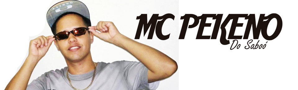 Mc Pekeno - Site/Blog Oficial