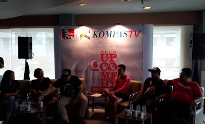 Stand Up Comedy Indonesia 6 Kompas TV Digelar di Semarang