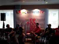 Stand Up Comedy Indonesia 6 Kompas TV Digelar di Semarang