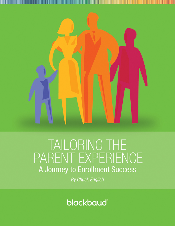 E-Book: Tailoring the Parent Experience