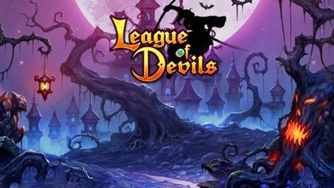 League of Devils Gameplay IOS / Android