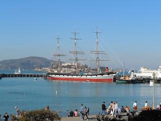 schooner in San Francisco