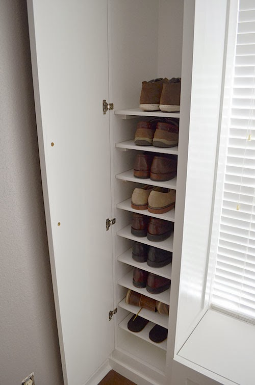 DIY Custom Closet Built In Wardrobe