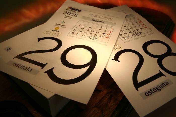 Año bisiesto