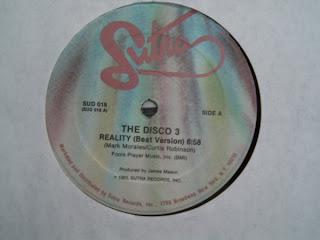 Disco 3 – Reality (VLS) (1983) (256 kbps)