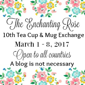 10th Tea Cup/Mug Exchange