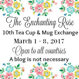 10th Tea Cup/Mug Exchange