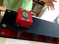 HanjiNaty Korean Wall Organizer Handmade Craft Project