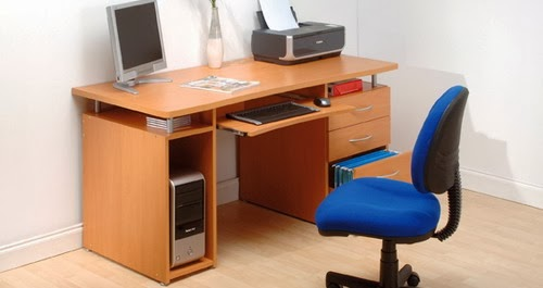 My Home Style: The Most Essential Furniture Pieces of Home Office ...