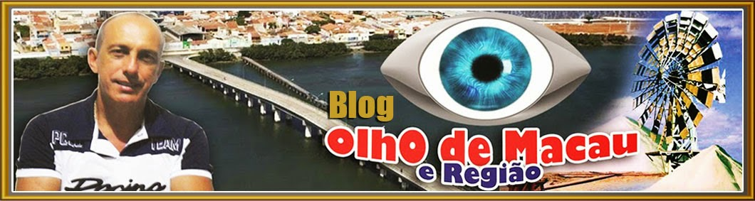 OLHO DE MACAU