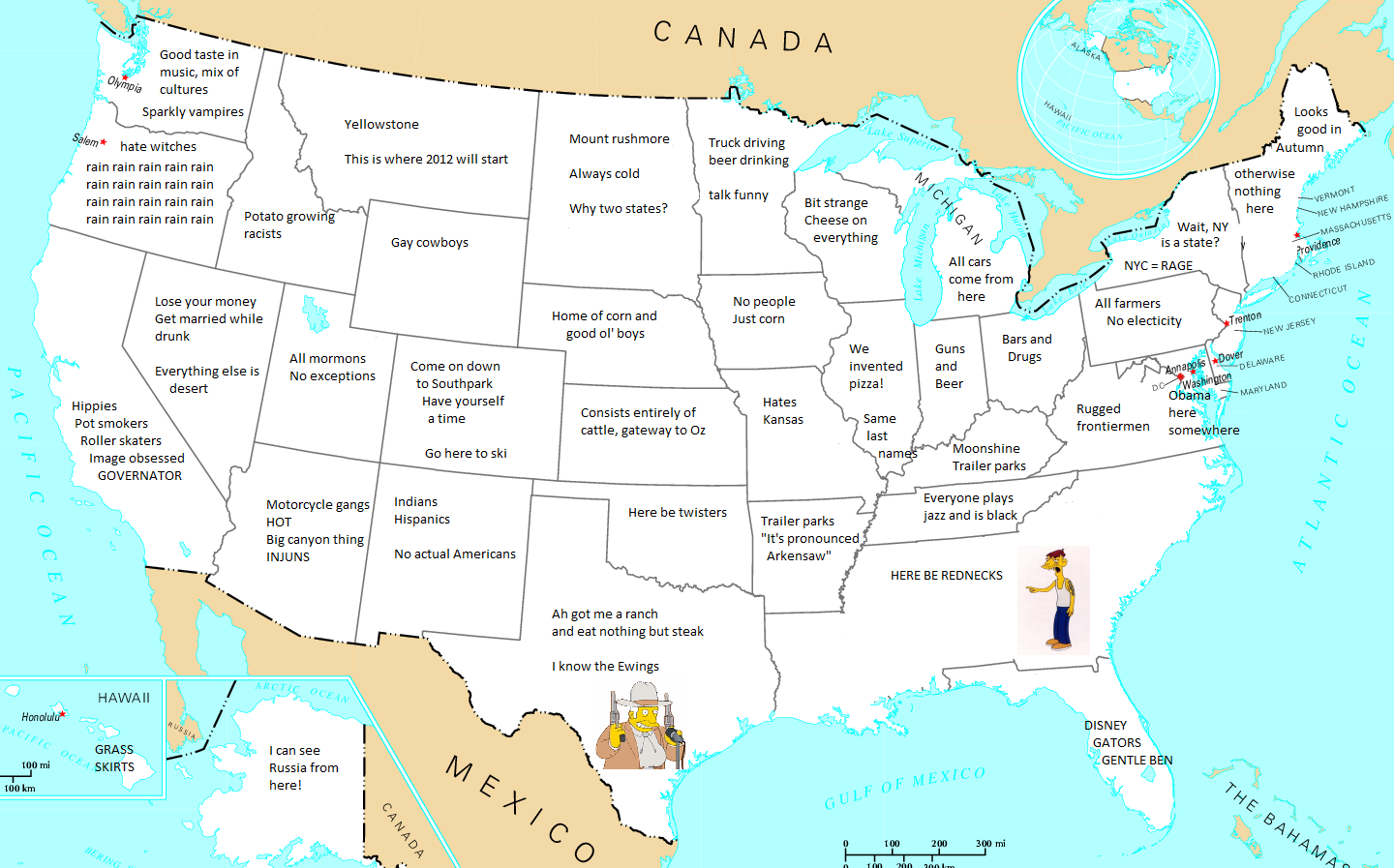 speaking topic 6 the united states of america