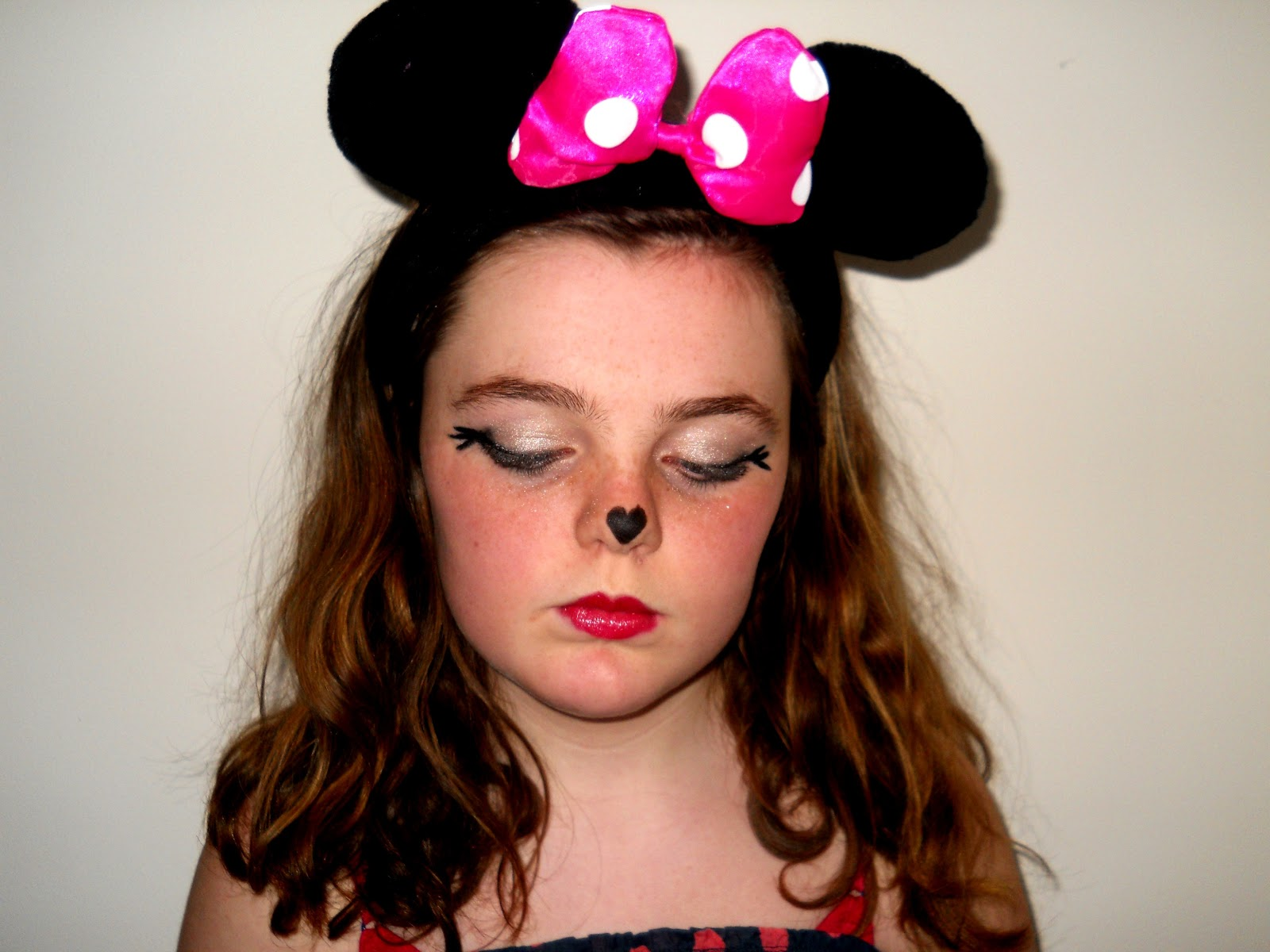 Becca\'s Fashion and Life: Minnie Mouse .... A Halloween Costume ...