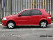 Fiat Palio ELX 1.4 8V 2008