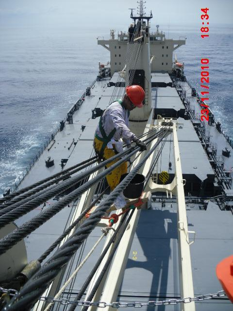 i want to be a seaman because