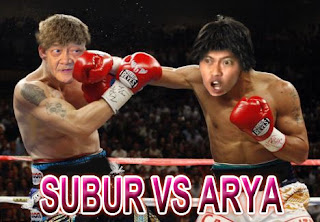 Arya Vs Subur