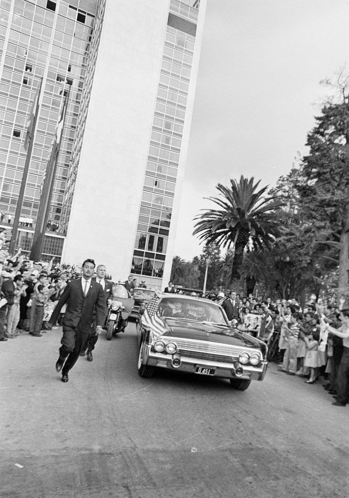 JFK IN MEXICO 7/1/62