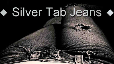 buy jeans, silver tab jeans, levi jeans