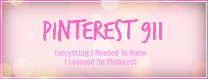 Pinterest 911