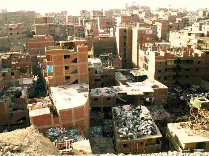 Zabbaleen - жители мусорного города