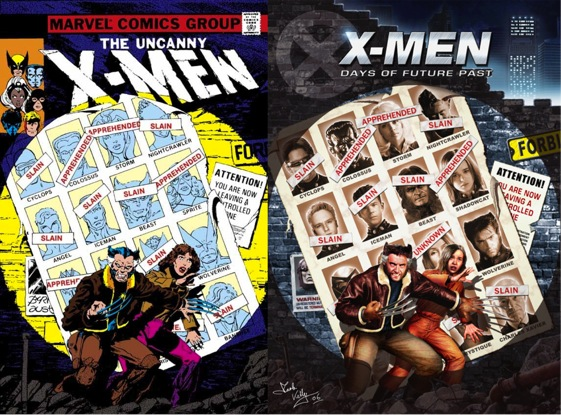 X Men: Days Of The Future Past