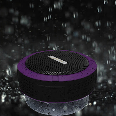 Elivebuy 5 Watt Driver Portable Waterproof Speaker