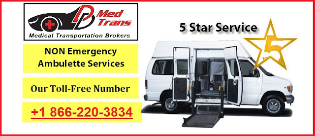 Non Emergency Patient Transport in Arizona