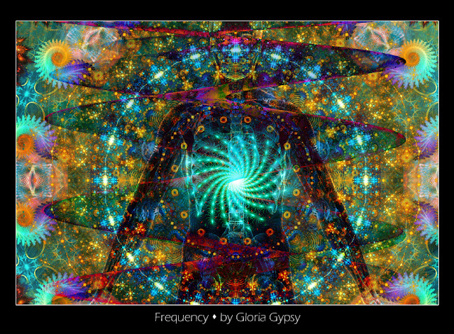 Frequency by Gloria Gypsy