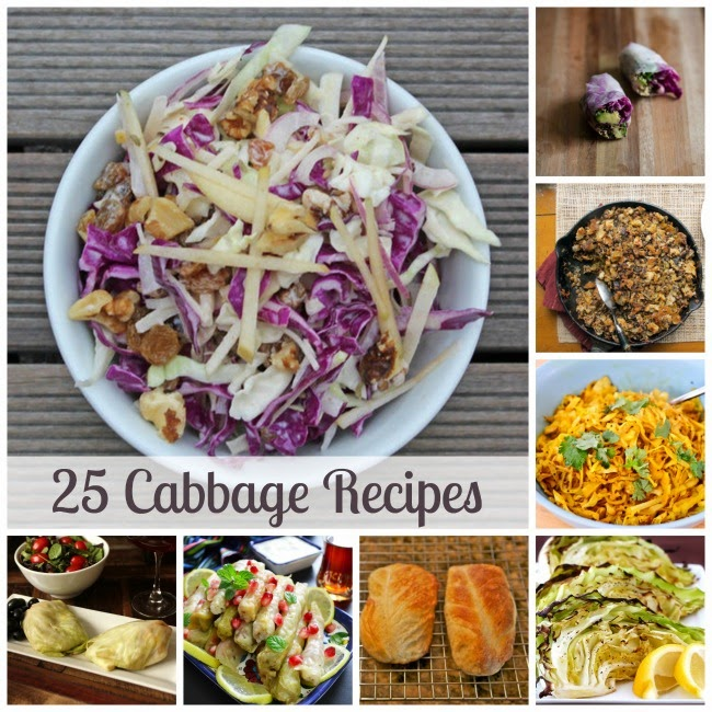 25 cabbage recipes image