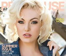Jenna Ivory Penthouse USA Junho 2015