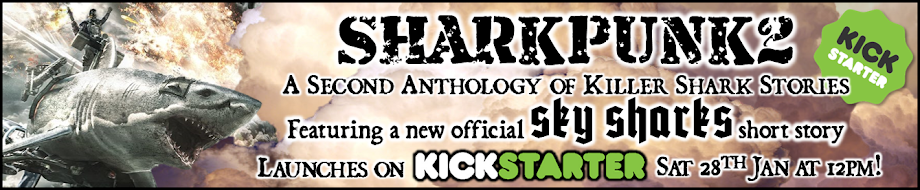 SHARKPUNK 2 is coming to Kickstarter