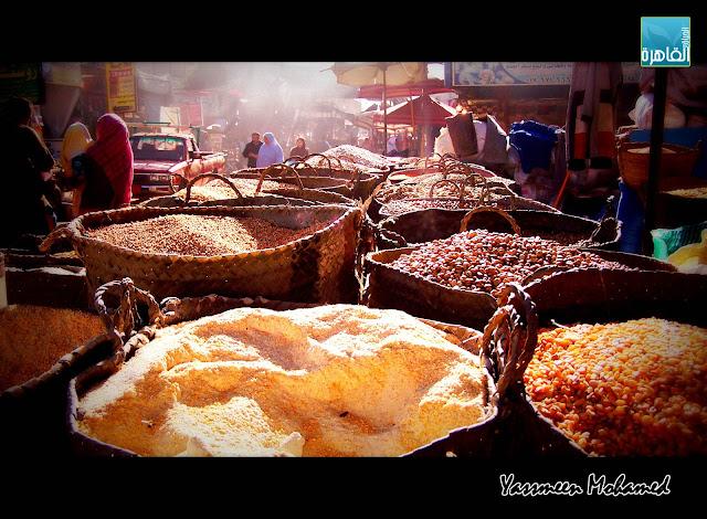 السوق - ياسمين محمد - الحياة في القاهرة