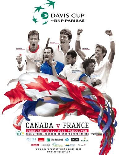 Canada france coupe davis 2012 en direct retransmission internet et tv en direct vid o r sum - Retransmission tv coupe davis ...