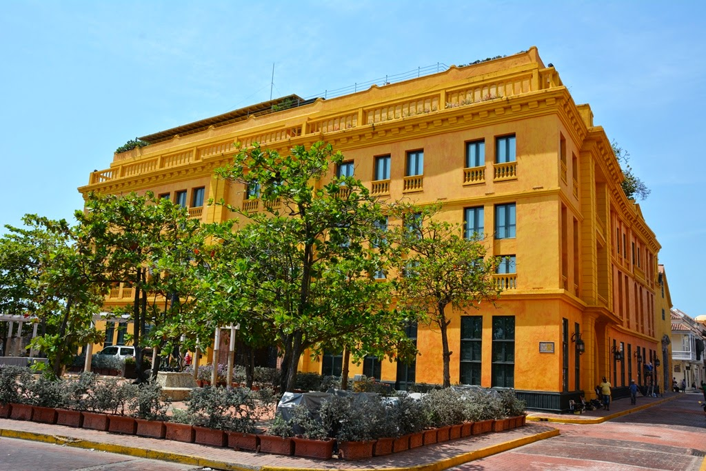 Cartagena des Indes hotel