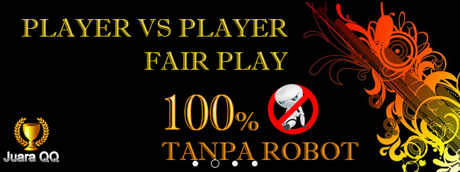 Fair play, Player vs Player No Robot