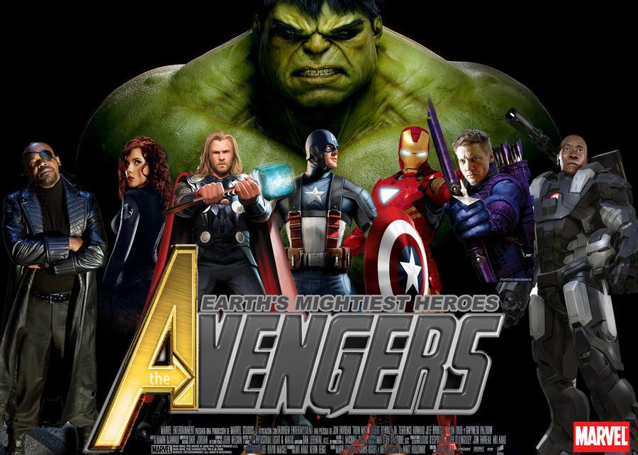 Avengers increases dvd prices 48 for all avenger heroes - Heros avengers ...