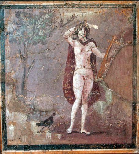 Roman god sex