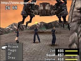 Free Download Games Final Fantasy VIII PSX ISO Untuk Komputer Full Version Gratis Unduh Dijamin Work ZGASPC