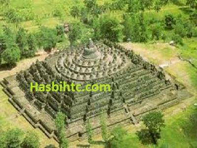 Gambar Candi Borobudur