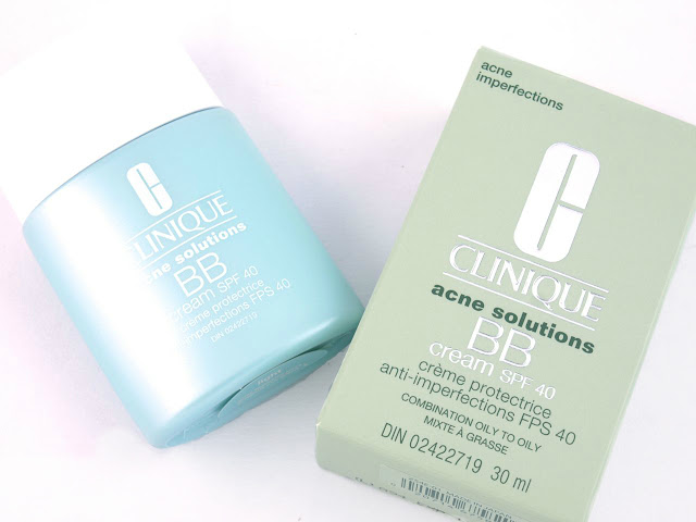 "Clinique Acne Solutions BB Cream SPF 40 in ""Light"": Review and Swatches"