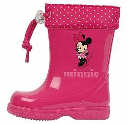 botas de agua Minnie