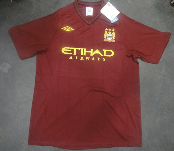 Man City Away 2013