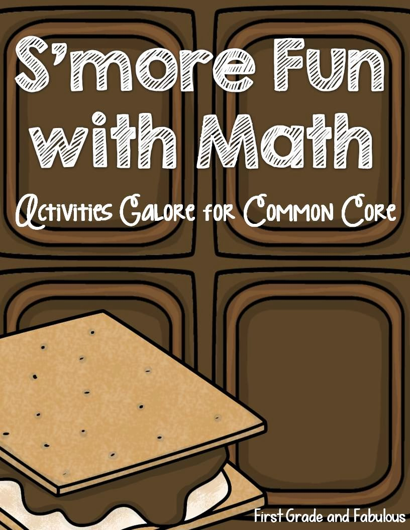 http://www.teacherspayteachers.com/Product/Smore-Fun-with-Math-Activities-Galore-for-Common-Core-231200