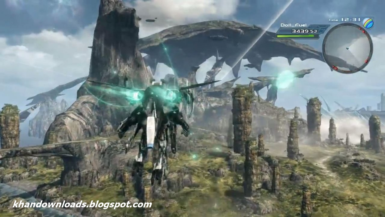 Download Game Pc Xenoblade