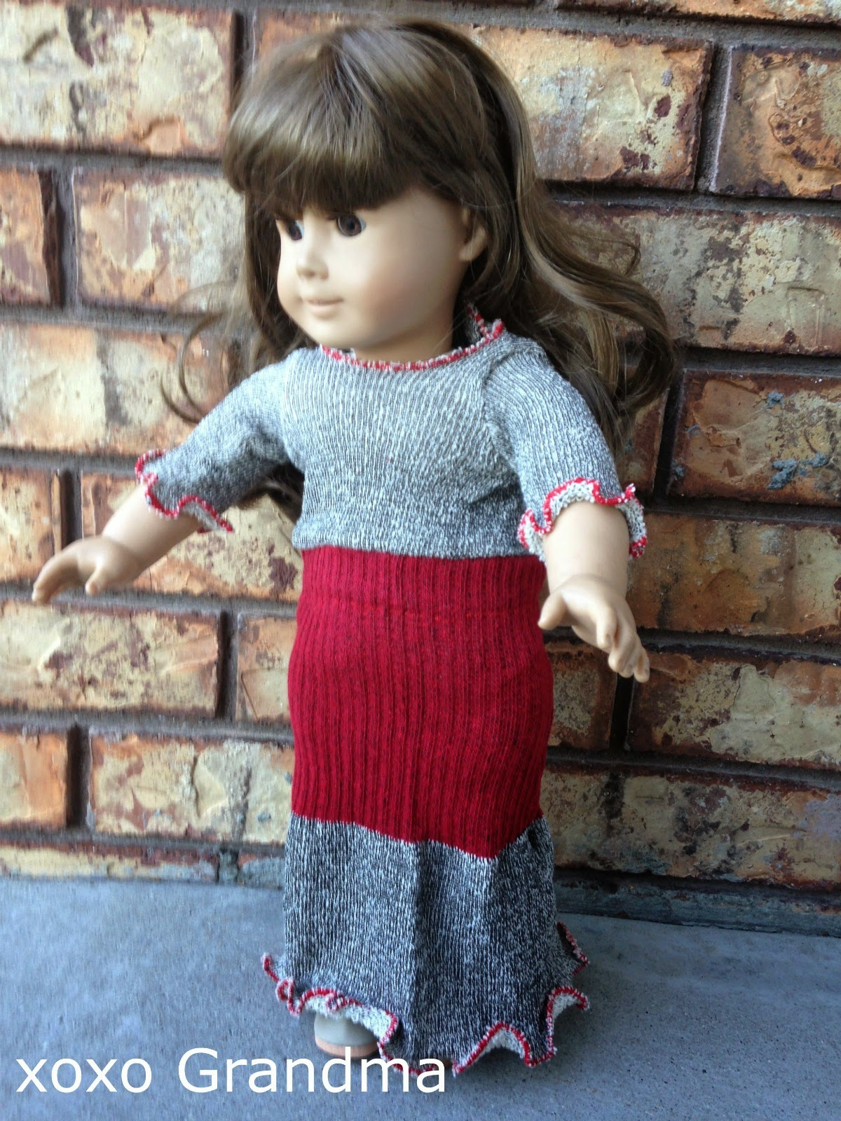 http://xoxograndma.blogspot.com/2014/12/dollar-store-purchase-doll-sweater.html
