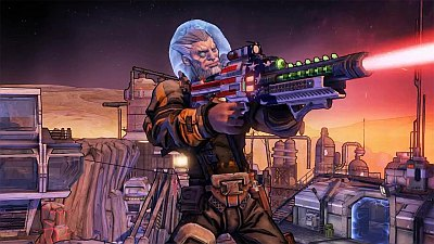 Borderlands: The Pre-Sequel (Game) - 'Last Hope' Trailer (Gamescom 2014) - Song / Music