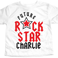 Psychobaby Social Steal - Future of Rock Tee