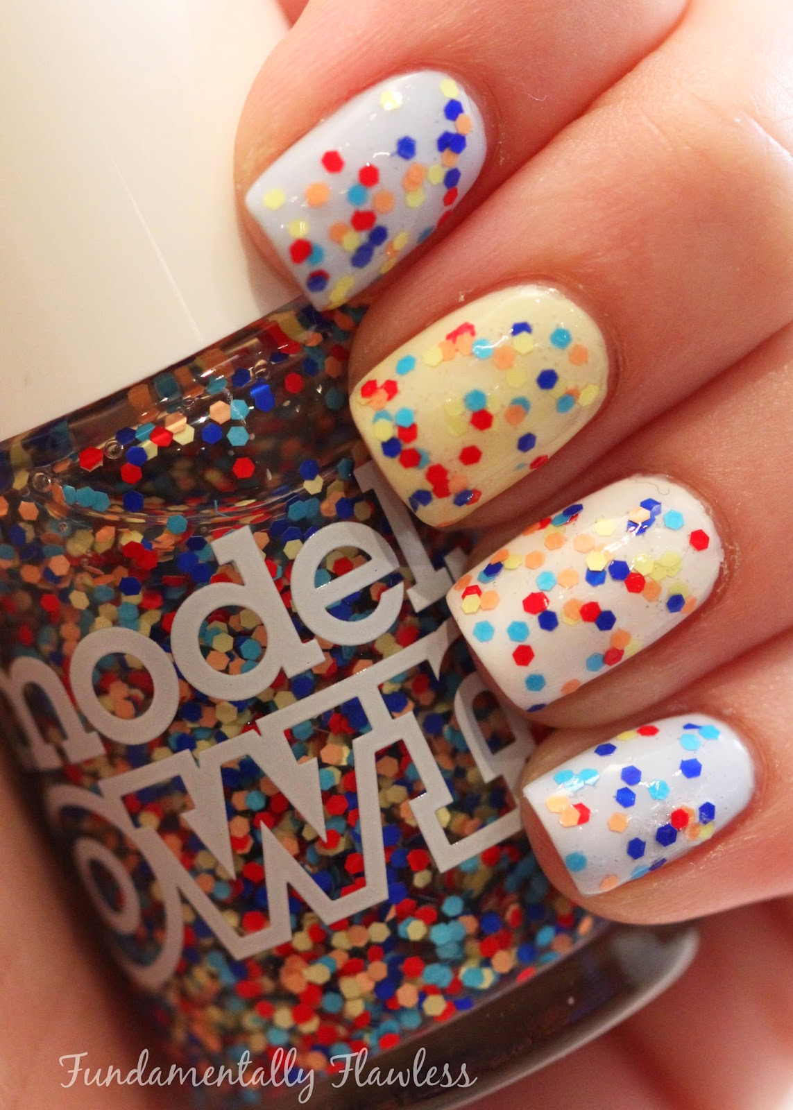 Models Own Microdots Swatch