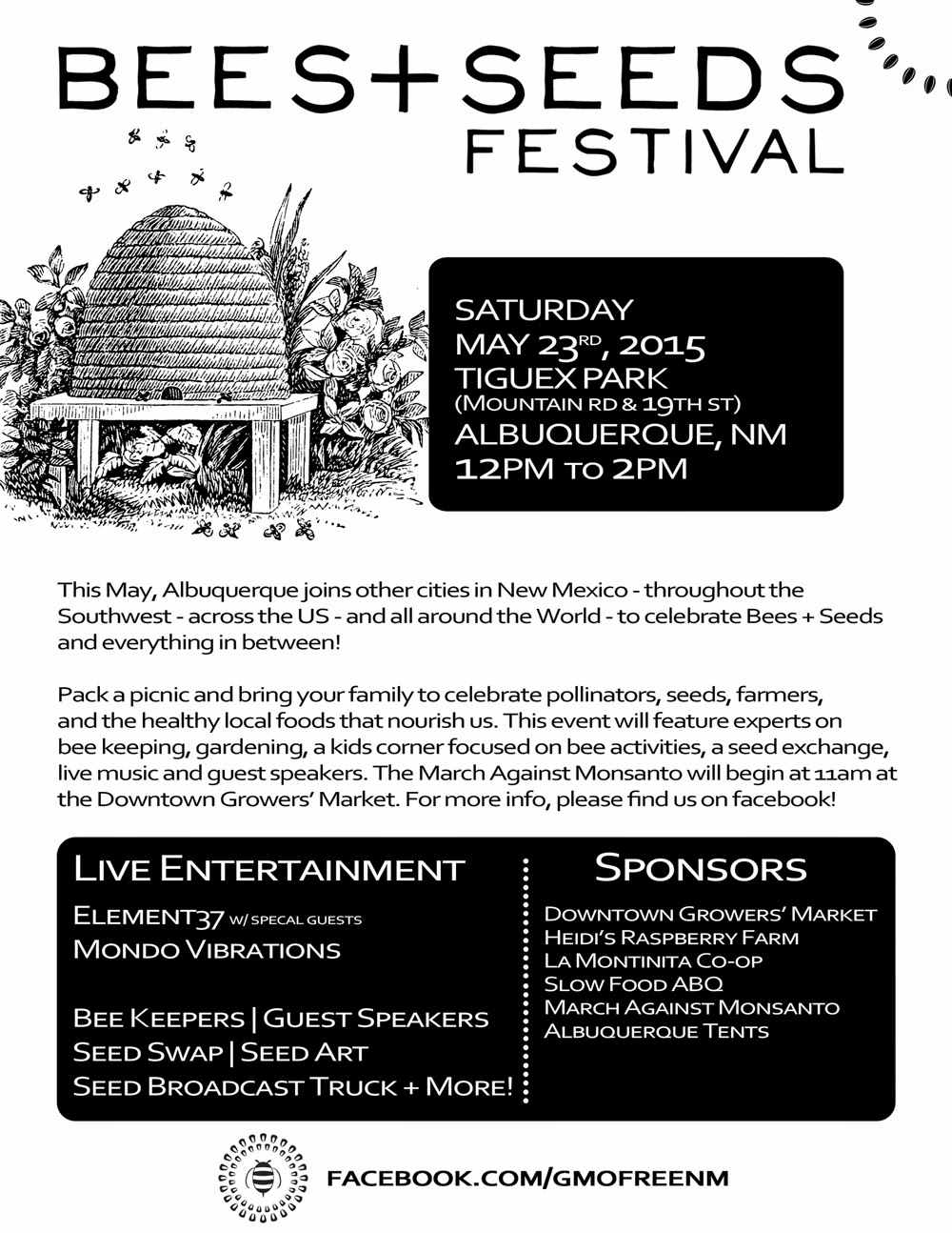 Seedbroadcast bees and seeds festival albuquerque nm for Craft shows in albuquerque 2017
